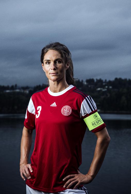 Katrine Pedersen Fodboldspiller