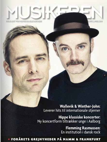 Wallevik og winther-john
