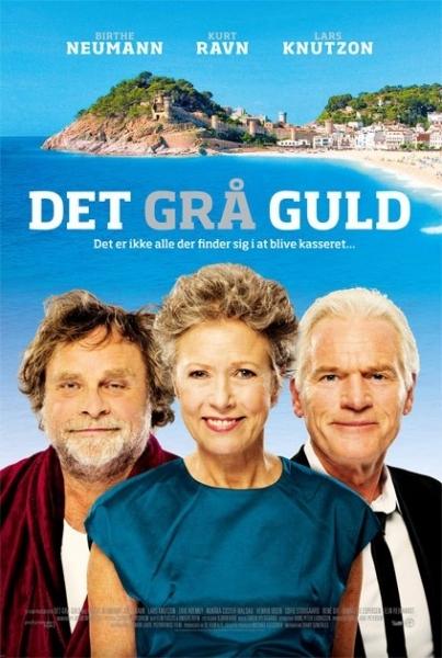 Det Grå Guld Film Plakat