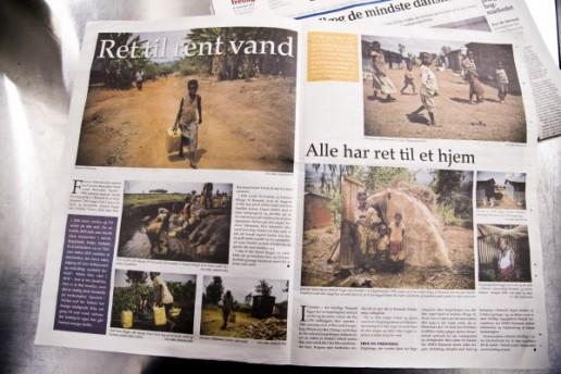 Burundi artikel i Kristeligt dagblad,