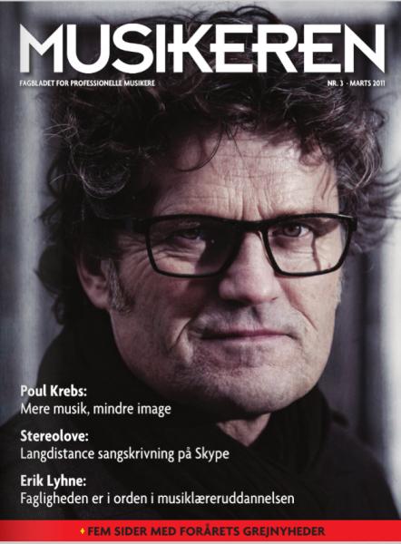 Poul Krebs Musikkeren