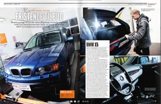 BMW Brugtvogn test