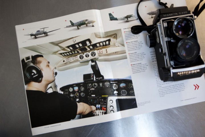 Cowi Flyver roskilde lufthavn