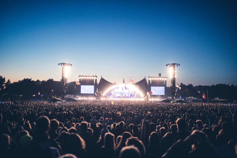 Roskilde Festival Orange stage