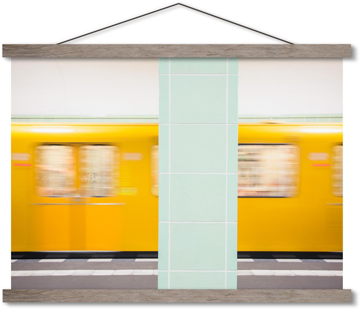 Alexanderplatz metro